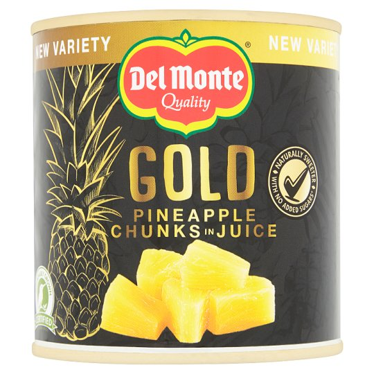 Del Monte Gold Pineapple Chunks In Juice 435G