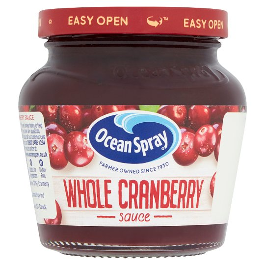 Ocean Spray Whole Berry Cranberry Sauce 250G