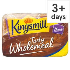 image 1 of Kingsmill Great Everyday Tasty Wholemeal Thick Bread 800G