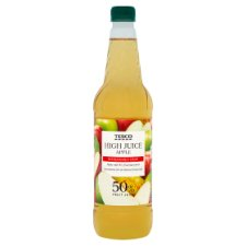 Tesco High Juice Apple Squash 1L