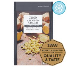 Tesco Chopped Ginger 75G