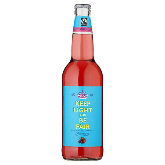 Keep Light And Be Fair Rose 4% 50Cl