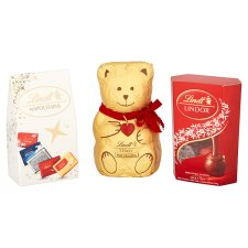 Lindt Chocolate Lovers Pack 201G