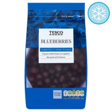Tesco Frozen Blueberries 400G