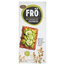 Fro Oat And Sunflower Seed Crisp Bread 200G