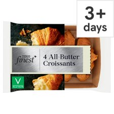 Tesco Finest All Butter Croissants 4 Pack