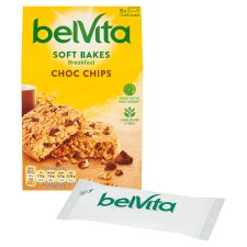 image 2 of Belvita Soft Bakes Chocolate Chip 250G