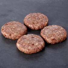 Tesco Finest 4 Caramelised Onion Burger 454G