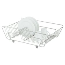 Tesco Stainless Steel Dish Drainer