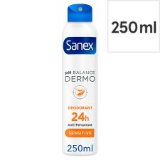image 1 of Sanex Dermo Sensitive Deodorant 250Ml