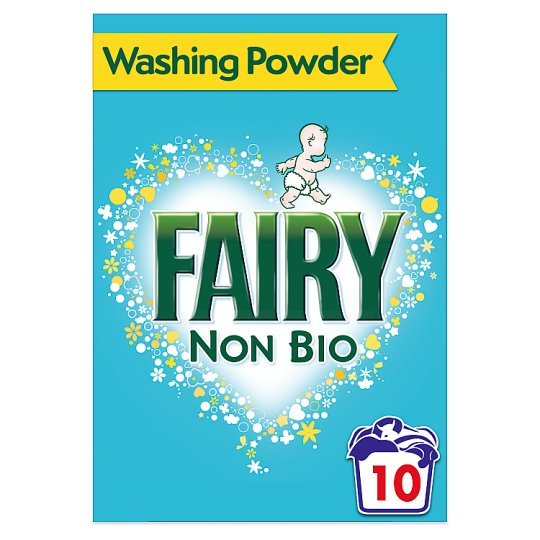 Fairy Non Bio. Washing Powder 650G 10 Washes