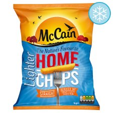 Mccain Home Chips Lighter Straight 1Kg