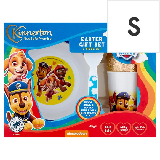 Paw patrol easter egg and meal time set tesco groceries paw patrol easter egg and meal time set negle Image collections