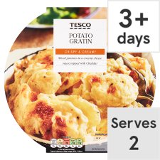 Tesco Creamy Potato Gratin 450G