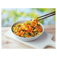 Tesco Free From Prawn Singapore Noodles Ready Meal 360G