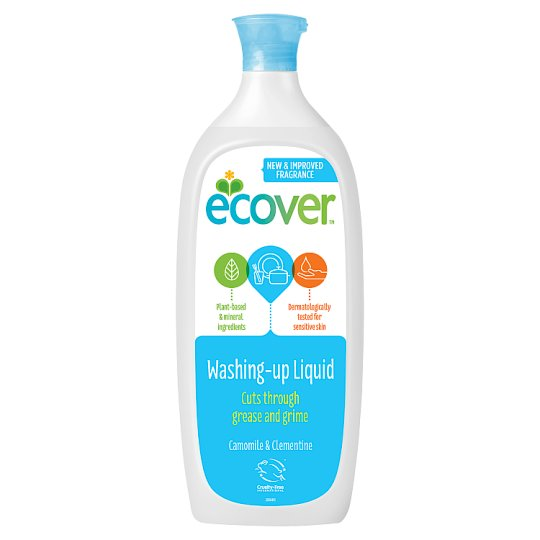 Ecover Washing Up Liquid Camomile And Marigold 1Ltr