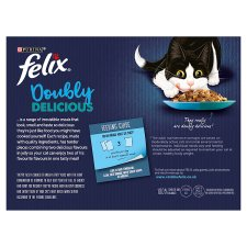 image 2 of Felix Doubly Delicious Ocean Selection 12X100g