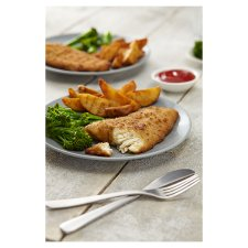 image 2 of Tesco Lightly Dusted Haddock Fillets 255G