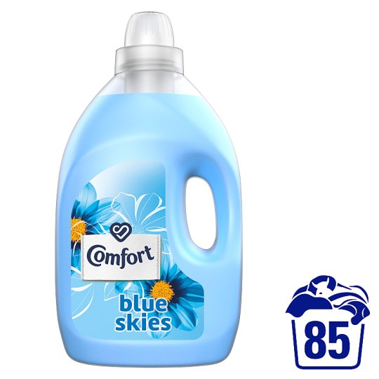 Comfort Blue Fabric Conditioner 85 Wash 3L