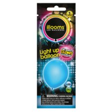 Illoom Single Blue Balloon 1Pk