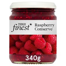 Tesco Finest Raspberry Conserve 340G