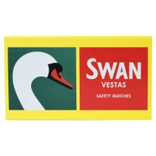 Swan Vestas Matches 1 Box