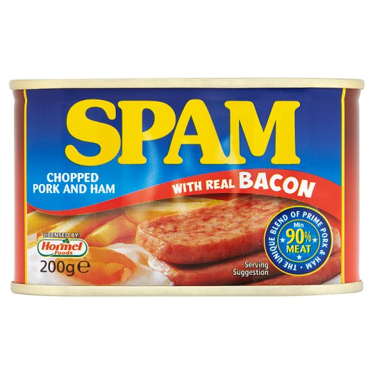Spam Bacon 200G