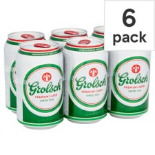 image 1 of Grolsch Lager 6 X 330Ml