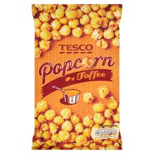 Tesco Toffee Popcorn 175 G