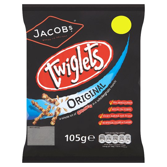 image 1 of Twiglets Sharing Bag 105G