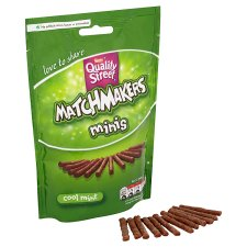 Quality Street Matchmakers Mint Chocolate Pouch 108G