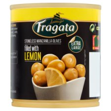 Fragata Olives Stuffed With Lemon 200G