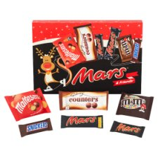 image 2 of Mars And Friends Medium Selection Box 144.3G