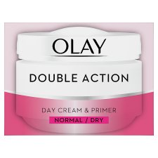 image 1 of Olay Double Action Moisturiser Day Cream Normal 50Ml