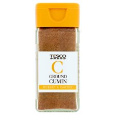 Tesco Ground Cumin 43G