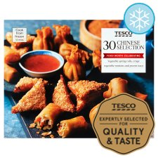 Tesco 30 Chinese Selection 440G