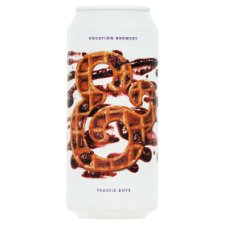 Vocation Brewery And Yeastie Boys Stout 440Ml