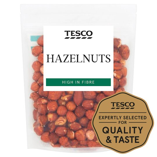 image 1 of Tesco Hazelnuts 200G