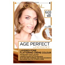 L'oreal Paris Excellence Age Perfect 6.03 Light Golden Brown