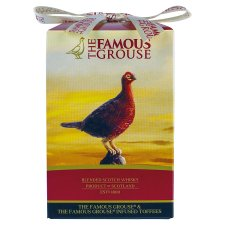 Famous Grouse Mini And Flavoured Toffee Gift Box