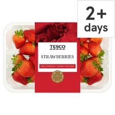 Tesco Strawberries 600G