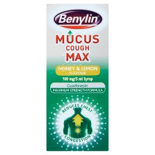 Benylin Mucus Max 150Ml