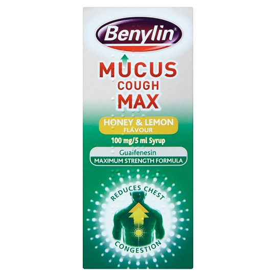 image 1 of Benylin Mucus Max 150Ml