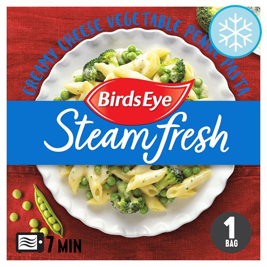 Birds Eye Creamy Cheese Penne Pasta 350G