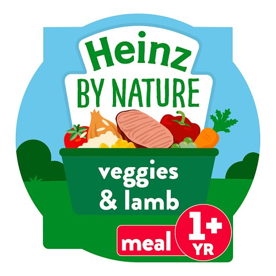 Heinz Lamb And Vegetables 230G