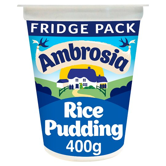 Ambrosia Rice Pudding Pot 400G