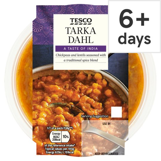 Tesco Indian Tarka Dahl 300G
