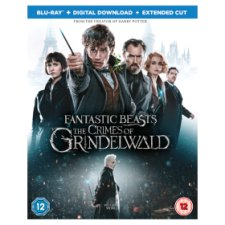 Fantastic Beasts 2 The Crimes Of Grindelwald Bd