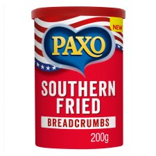 Paxo Southern Fried Breadcrumbs 200G