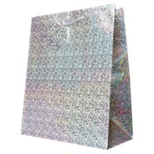 Tesco Holographic Large Bag